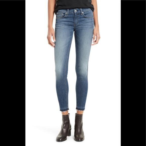 rag & bone Denim - NWT Rag & Bone / Jean Capri Skinny Jeans